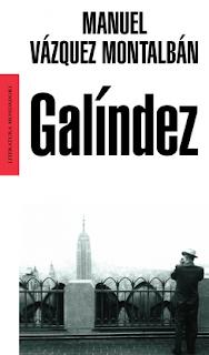 Galíndez - Manuel Vázquez Montalbán
