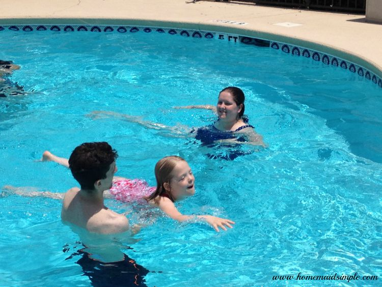 Swimming with Whimsey Lane (ad)