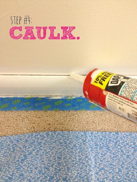 LiveLoveDIY: How To Paint Trim