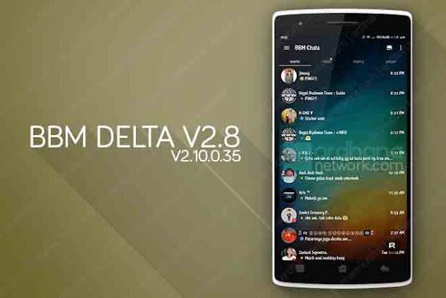BBM Delta V2.8
