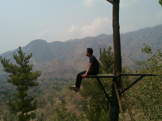 Pesona Gunung Beruk Karang Patihan Balong Ponorogo