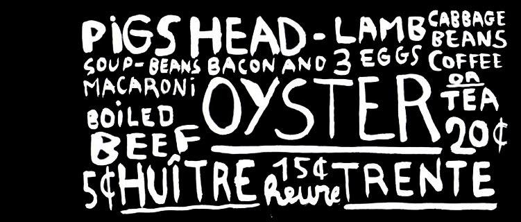 huître heure trente