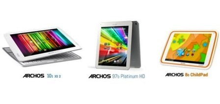 Archos Reveals Smartphones And Tablet Ahead IFA