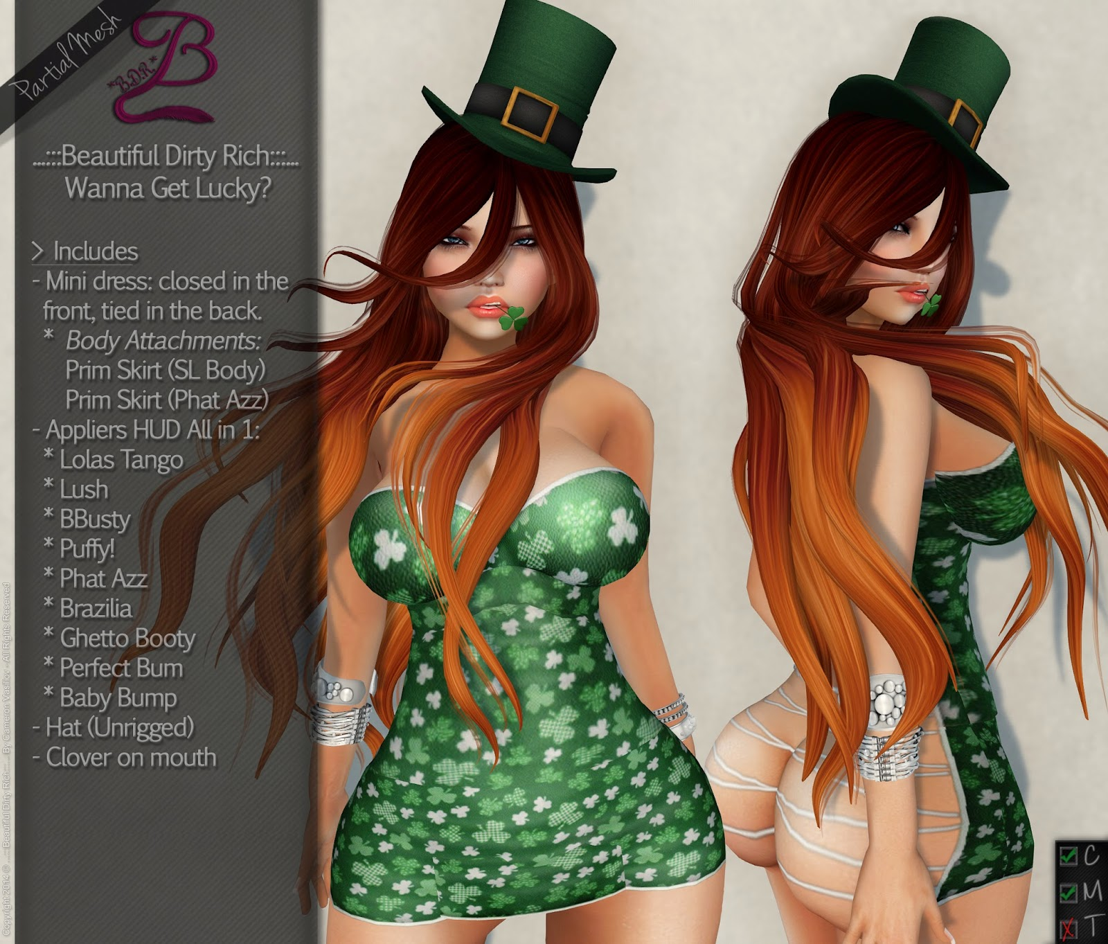 https://marketplace.secondlife.com/p/BDR-Wanna-Get-Lucky/5853944