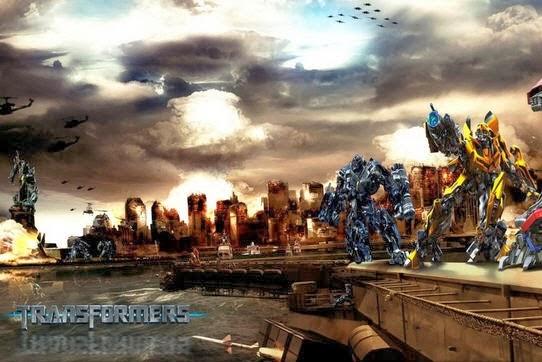 Hình ảnh Robot Đại Chiến 4 -Transformers 4