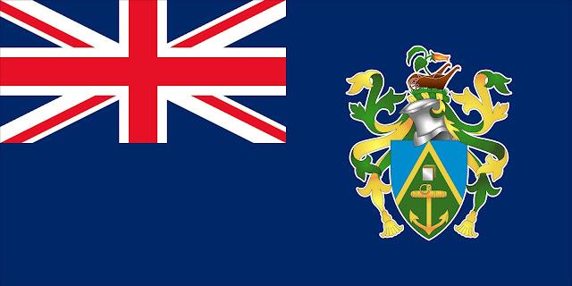 Imag Bandera Islas Pitcairn
