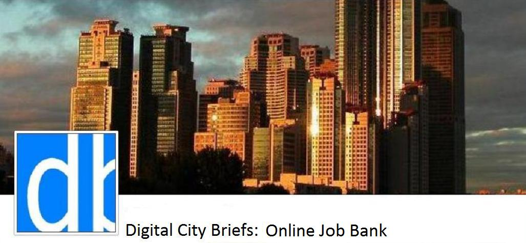 Digital City Briefs: Online Job Bank