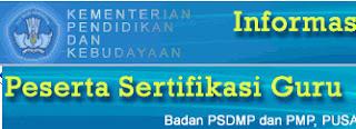 daftar rayon penyelenggara PLPG 2013