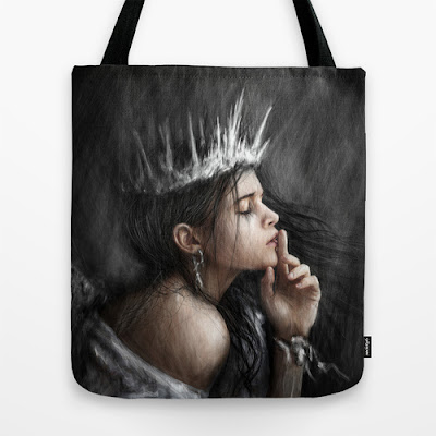 Tote bag from Society6