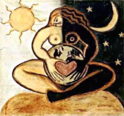 Segundo chakra, conciencia de ser
