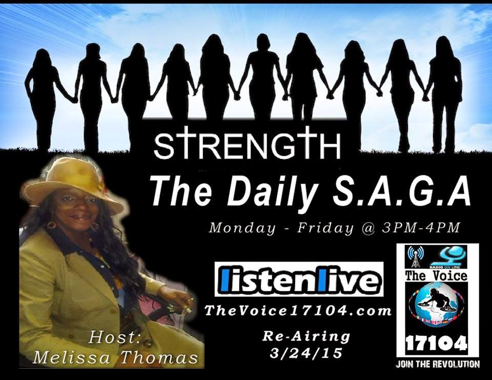 THE DAILY S.A.G.A