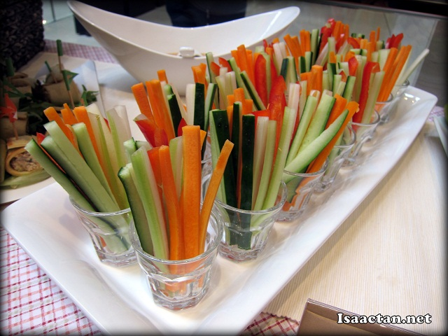 Vege Sticks