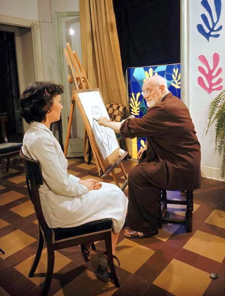 Matisse en acción
