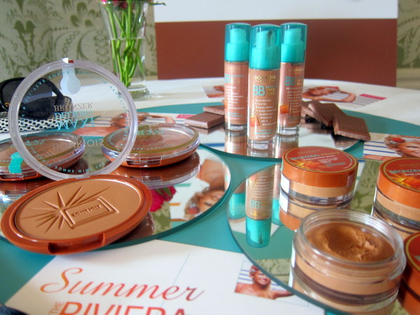 Bourjois Bronzing Products Summer 2013