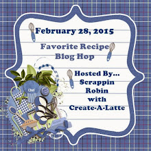 Favorite Recipe Blog Hop