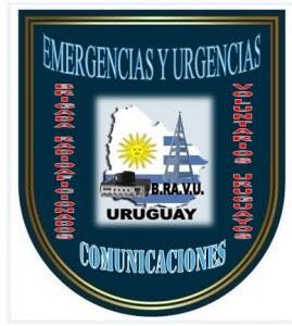 LA INFORMACION DE ÉSTA WEB ES EXCLUSIVA PARA LA Brigada Radioaficionados Voluntarios Uruguayos