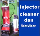 Injection tester dan cleaner
