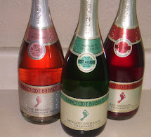 Mommie Of 2 Enjoy Barefoot Bubbly Valentine' Day