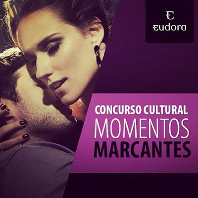 """Concurso Cultural """"Momentos Marcantes"""""""