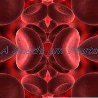 Hemácias ou Eritrócitos ou Glóbulos Vermelhos. Realizam o transporte de oxigênio através do sistema circulatório