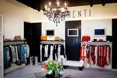 sklep z odzieżą damską i dziecięcą