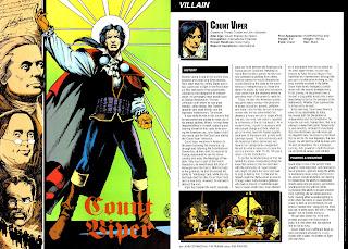 Conde Vibora (Count Viper)(DC Comics)