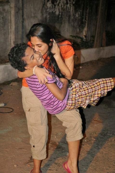 sheshadri sexy kiss