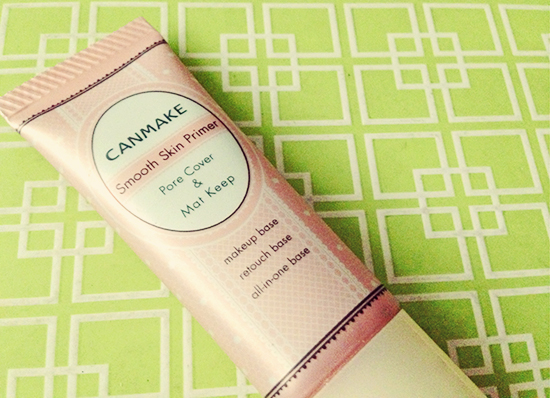 canmake smooth skin primer