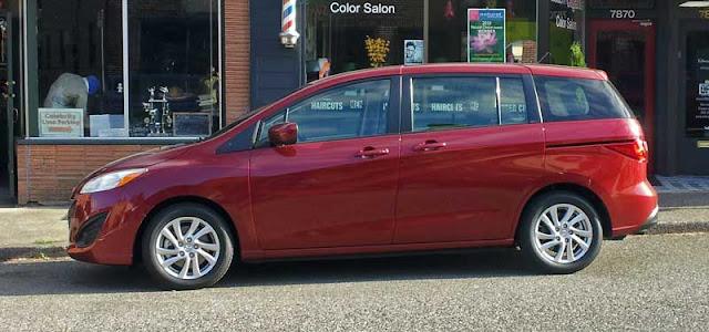 2012 Mazda5 Sport - Subcompact Culture