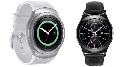 Dua Varian Keren Smartwatch Samsung Gear S2