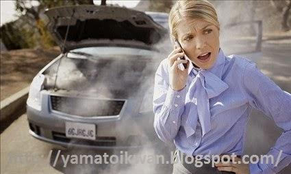 Cegah sebelum mobil anda  overheating dijalan