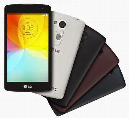 Harga hp android LG L Fino D295