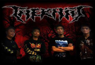 Thekhill band metal tasikmalaya foto logo wallpaper