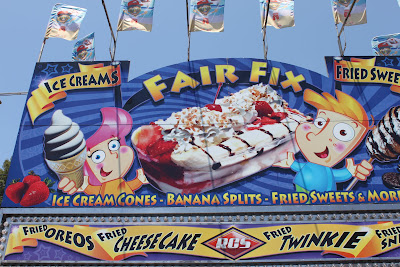 fried food at the fair