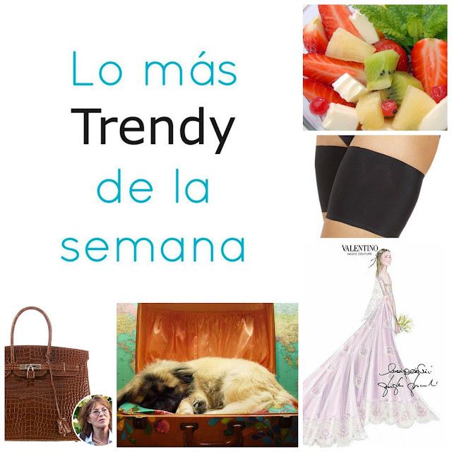 Lo mas Trendy de la semana Esencia Trendy