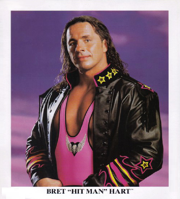 Bret Hart Hd Free Wallpapers