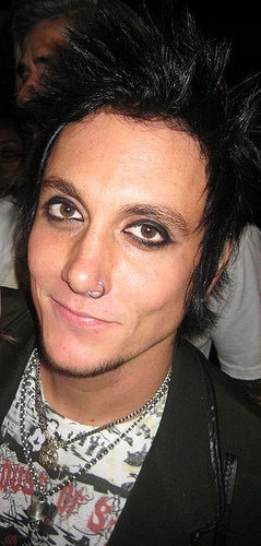 IRBOB SEVENFOLD: Synyster Gates Hairstyles