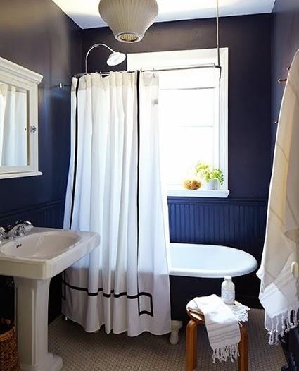 Decoracion De Baño Azul:Decoracion Actual de moda: Baños en distintos tonos de Azul
