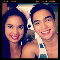 Dom Roque and Michelle Vito