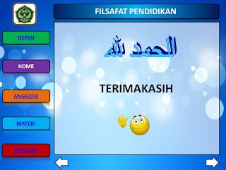 PPT Filsafat Pendidikan Islam (Ruang Lingkup, Kegunaan Filsafat Pendidikan Islam)