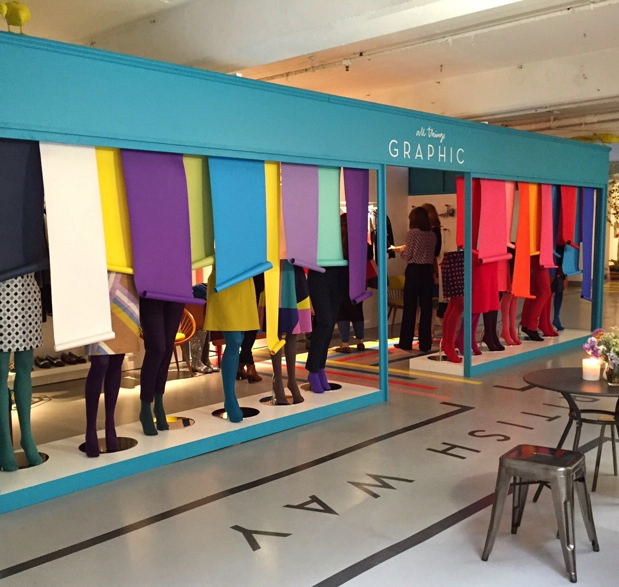 boden aw15 press day display