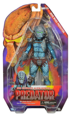 NECA Predator Series 10 Hive Wars Predator Figure - Packaged