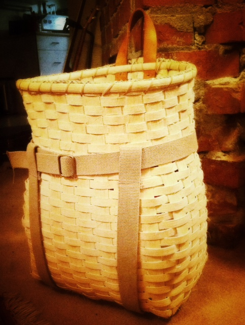 Basket Weaving Peterborough : Pack baskets synapsed stuff