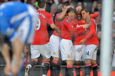 Manchester United 5 - 0 Wigan (1)