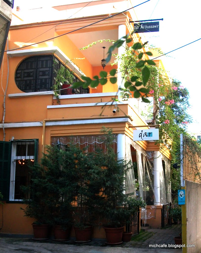 Oasis Garden Cafe Solaire Menu