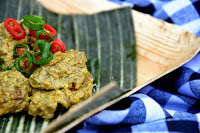 Schnitzel liebt Cupcake - Rendang daging