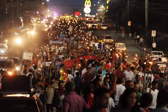Crisis política en Honduras