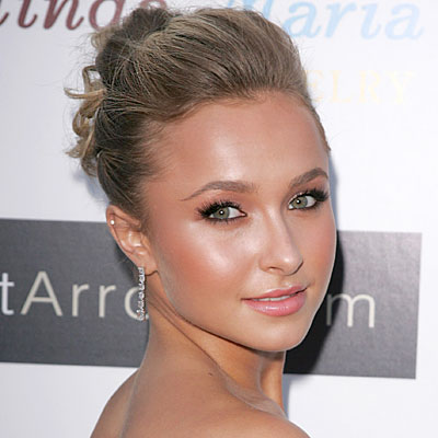hayden panettiere new hair