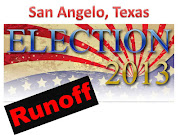 San Angelo Mayor Alvin New will serve an extra month, given today's election .