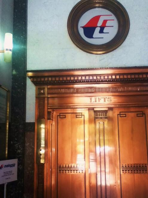 Orient Line Bldg Entrance